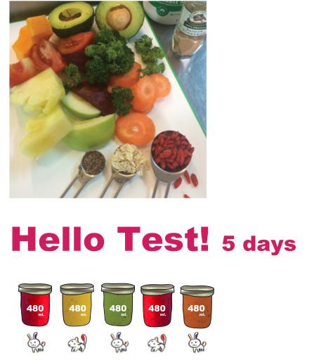 ปลูกปั่น โปรแกรม Hello Test! 5 days